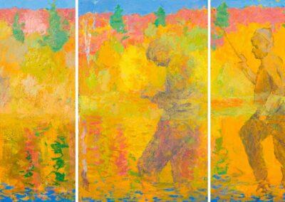 mirage triptych, 2021