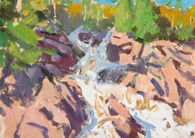 Ragged Falls, 2021