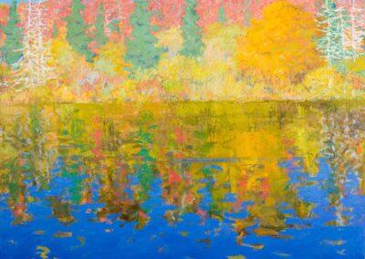 reverie, Tea Lake, 2021